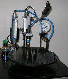 Plateau de mesure - version mécanique