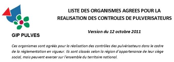 Liste OI en France